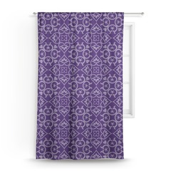 Lotus Flower Curtain (Personalized)