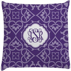 Lotus Flower Decorative Pillow Case (Personalized)