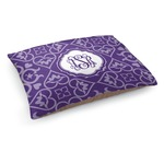 Lotus Flower Dog Bed (Personalized)