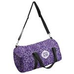 Lotus Flower Duffel Bag (Personalized)