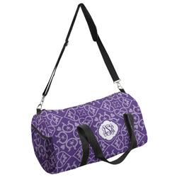 Lotus Flower Duffel Bag - Multiple Sizes (Personalized)