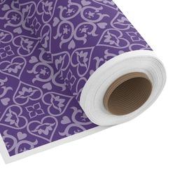Lotus Flower Custom Fabric - Spun Polyester Poplin (Personalized)