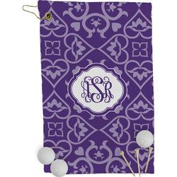 Lotus Flower Golf Towel - Full Print (Personalized)