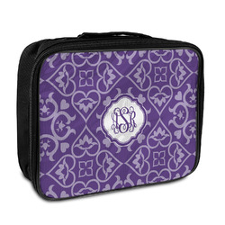 Lotus Flower Insulated Lunch Bag (Personalized)