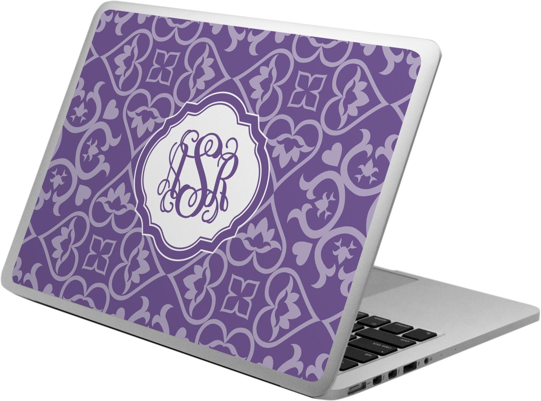 Lotus Flower Laptop Skin Custom Sized Personalized Youcustomizeit