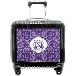 Lotus Flower Pilot / Flight Suitcase (Personalized)