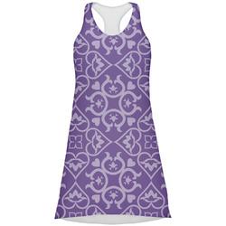 Lotus Flower Racerback Dress (Personalized)