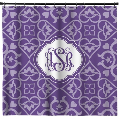 Lotus Flower Shower Curtain (Personalized)