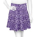 Lotus Flower Skater Skirt (Personalized)