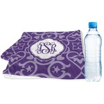 Lotus Flower Sports & Fitness Towel (Personalized)