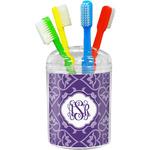 Lotus Flower Toothbrush Holder (Personalized)