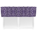 Lotus Flower Valance (Personalized)