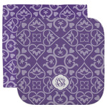 Lotus Flower Facecloth / Wash Cloth (Personalized)