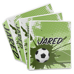 Soccer 3-Ring Binder (Personalized)