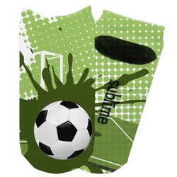 Soccer Adult Ankle Socks (Personalized)