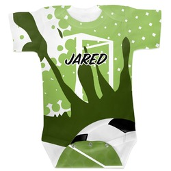 Soccer Baby Bodysuit (Personalized)
