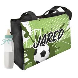 Soccer Diaper Bag (Personalized)