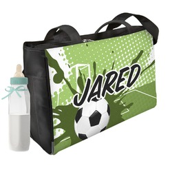 Soccer Diaper Bag (Personalized)