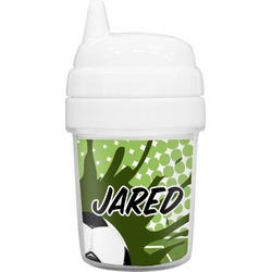 Soccer Baby Sippy Cup (Personalized)