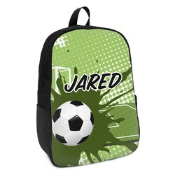 Soccer Kids Backpack (Personalized)