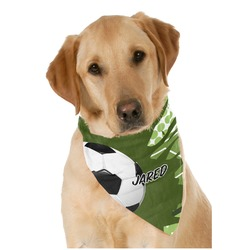 Soccer Pet Bandanas (Personalized)