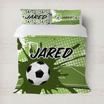 Soccer Duvet Covers (Personalized)