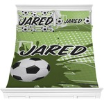 Soccer Comforters (Personalized)