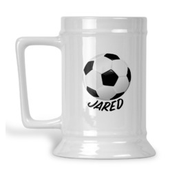 Soccer Beer Stein (Personalized)