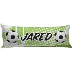 Soccer Body Pillow Case (Personalized)