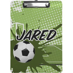 Soccer Clipboard (Personalized)