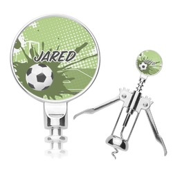 Soccer Corkscrew (Personalized)