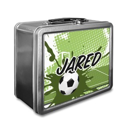 Soccer Lunch Box (Personalized)