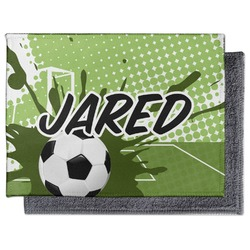 Soccer Microfiber Screen Cleaner (Personalized)