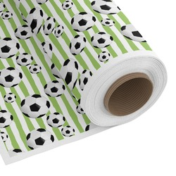 Soccer Custom Fabric by the Yard (Personalized)