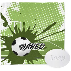 Soccer Wash Cloth (Personalized)