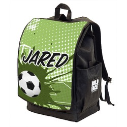 Soccer Backpack w/ Front Flap  (Personalized)