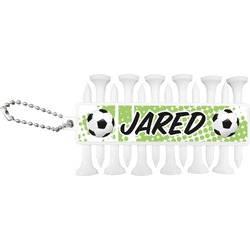 Soccer Golf Tees & Ball Markers Set (Personalized)