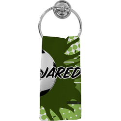 Soccer Hand Towel - Full Print (Personalized)