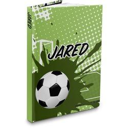 Soccer Hardbound Journal (Personalized)