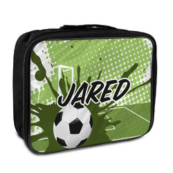 Soccer Insulated Lunch Bag (Personalized)