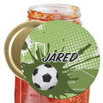 Soccer Jar Opener (Personalized)
