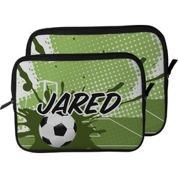 Soccer Laptop Sleeve / Case (Personalized)