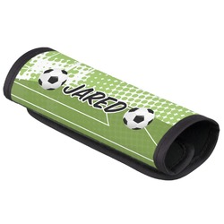 Soccer Luggage Handle Cover (Personalized)