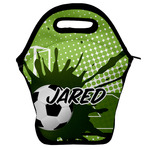 Soccer Lunch Bag w/ Name or Text