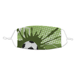 Soccer Kid's Cloth Face Mask (Personalized)