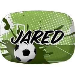 Soccer Melamine Platter (Personalized)