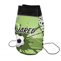 Soccer Neoprene Drawstring Backpack (Personalized)