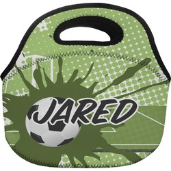 Soccer Lunch Bag (Personalized)