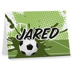 Soccer Note cards (Personalized)