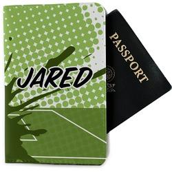 Soccer Passport Holder - Fabric (Personalized)
